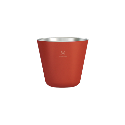 Picture of Espresso Metal Cup [80ml]