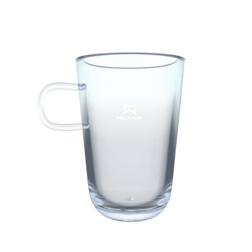 Picture of Minster double glass 400 ml (with handle)